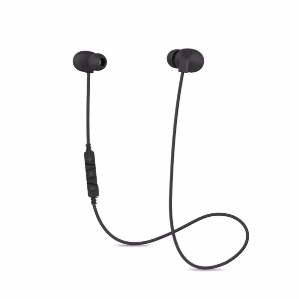 @Hofaso (Karakao) H1 Bluetooth Headphones 4.1 Wireless Runing Earbuds Sports/Workout Earphones with Mic for iPhone and Android - Black Headset