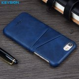 Sale Keysion Case For Iphone 6 Plus 6S Plus Cover Leather Luxury Wallet Card Slots Soft Back Capa For Iphone 6Plus Cases Fundas Intl Keysion Online