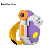 Kids Hd Mini Digital Camera Support Video Recording 32gb Sd Card - Intl By Crystalawaking.