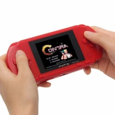 Kids Pxp3 Game Console Handheld Portable 16 Bit Retro Video Game Player - Intl By Airforce.