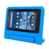 Buy Kids Shock Proof Case Cover For All New Amazon Kindle Fire Hd 8 6Th Gen 2016 Blue Intl China