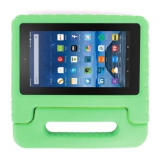 New Kids Shock Proof Case Cover For All New Amazon Kindle Fire Hd 8 6Th Gen 2016 Green Intl