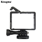 Kingma For Gopro Accessories Frame Mount For Gopro Hero 4 3 3 Double Duty Expanded Edition Frame Mount Protective Housing Case Intl Kingma Discount