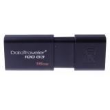 Brand New Kingston Dt100G3 16Gb High Speed Usb 3 Flash Drive Black 16Gb