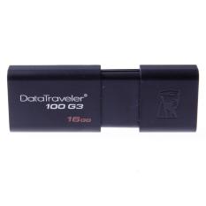 Recent Kingston Dt100G3 16Gb High Speed Usb 3 Flash Drive Black 16Gb