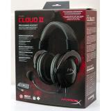 Kingston Hyperx Cloud Ii Headset Gunmetal Hyperx Cloud Ii Pro Gaming Headset Black Khx Hscp Gm Best Buy