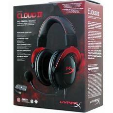 Brand New Kingston Hyperx Cloud Ii Pro Gaming Headset Red Khx Hscp Rd