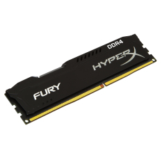 Kingston Hyperx Fury 16Gb 2X8Gb Ddr4 2400Mhz Cl15 1 2V Dimm Black Desktop Memory Lower Price