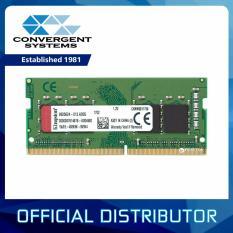 Best Buy Kingston Valueram 8Gb Ddr4 2400Mhz Cl17 Non Ecc 1 2V Sodimm So Dimm Notebook Memory Kvr24S17S8 8