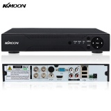 Best Reviews Of Kkmoon 4Ch Channel Full 1080N 720P Ahd Dvr Hvr Nvr Hdmi P2P Cloud Network Onvif Digital Video Recorder Support Plug And Play Android Ios App Free Cms Browser View Motion Detection Email Alarm Ptz For Hd 2000Tvl Cctv Security Camera System Tomnet Intl