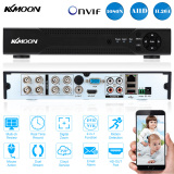 Get Cheap Kkmoon 8Ch Channel Full 1080N 720P Ahd Dvr Nvr Hdmi P2P Cloud Network Onvif Digital Video Recorder Support Plug And Play Android Ios App Free Cms Browser View Motion Detection Email Alarm Ptz For 2000Tvl Cctv Security Camera Surveillance System Intl