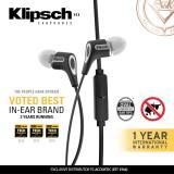 Klipsch R6M In Ear Headphones Reviews