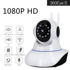 Kobwa 1080P Security Camera Remote Monitoring Camera With Sound Night  Vision Security Camera Indoor Wifi Security Camera With Motion Detection HD