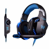 Discount Kotion Each G2000 Led Bass Stereo Surrounded Over Ear Gaming Headphone With Mic For Computer Pc Intl