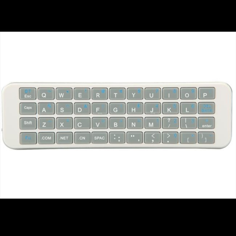KP-810-30B Mini Bluetooth Keyboard Mouse Touchpad for PC Laptop Tablet - intl Singapore