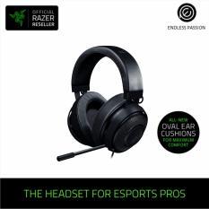 Buy Kraken Pro V2 Oval Ear Cushions Black Online Singapore