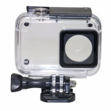 How To Buy Kupton Waterproof Diving Protective Housing Case With Bracket For Xiaoyi 4K Xiaomi Ii Yi Lite Action Camera Intl
