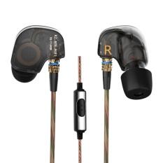 For Sale Kz Ate 3 5Mm In Ear Earphones With Mic Hifi Stereo Headphones Super Bass Noise Canceling Sport Headset Intl