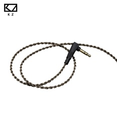 Kz Oxygen Free Copper Ofc Headset Silver Plated Cable 75Mm 2Pin Upgraded Replacement Headphone Cord For Z3S Zs4 Zs5 Zs6 1 2M Intl Discount Code