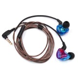 Wholesale Kz Zst 3 5Mm Wired In Ear Headphones W Microphone Hifi Music Earphones 1Dd 1Ba Dynamic Armature Drivers Sports Headset With Replacement Earphone Cable Earbuds Black Intl