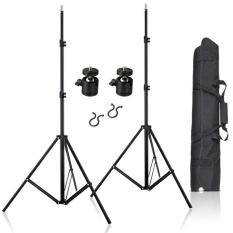 Where Can I Buy Lands 2 Pcs 80 Inch Aluminum Adjustable Impact Tripod Light Stands With Carrying Bag For Vive Vr Intl