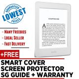 Top Rated Latest 2017 Amazon Kindle Paperwhite 300 Ppi Screen Protector Smart Wake Leather Cover Sg Tutorial Guide Warranty