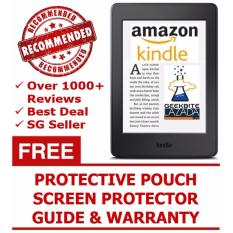 Geekbite Amazon Kindle 8Th Gen Black Kindle Premium Pouch Screen Protector Wifi Special Offers Shop