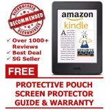 Compare Geekbite Amazon Kindle Voyage Kindle Premium Pouch Screen Protector Usa Special Offers Prices