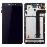 Best Reviews Of Lcd Digitizer Display Frame For Xiaomi Redmi Note 2 Touch Screen Lcd Panel For Redmi Note 2 Prime Replacement Parts Intl