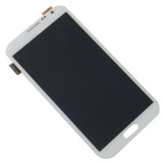 Top Rated Lcd Display Touch Screen Digitizer For Samsung Galaxy Note 2 N7100 White Intl