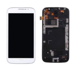 Lcd Display Touch Screen Digitizer Frame For Samsung Galaxy Mega 5 8 I9150 I9152 Intl Price