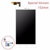 Compare Price Lcd Display With Frame Complete Screen Touch Panel Display For Xiaomi Redmi Note 3 Special Version 152Mm Intl On China