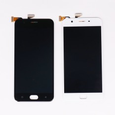 Discount Lcd For Oppo A57 Cell Phone Lcd Black,White Touch Screen (Free 3M Tape Opening Repair Tools Glue) Intl