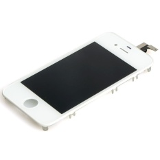 Wholesale Lcd Screen Assembly For Iphone 4 White Intl