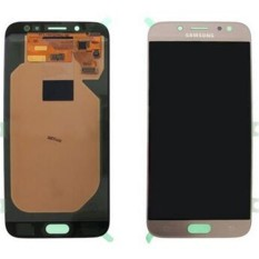 NEW mobile phone lcds assembly touch digitizer screen replacement parts TFT  gold for samsung galaxy j7 pro 2017 j730