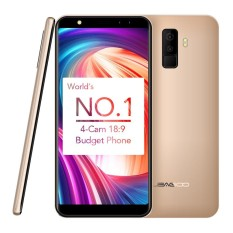 Leagoo M9 Quad Cam 18 9 Full Screen Mobile Phone Fingerprint 5 5 Inch Android 7 2Gb 16Gb Deal