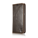 Sale Leather Case Pure Color Pu Phone Stand Cover Magnetic Flip Wallet Case For Samsung Galaxy S7 Edge G935 G9350 G935F Brown Intl Online China