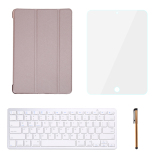 Leather Case Smart Cover With Bluetooth Keyboard For Ipad Pro 9 7 Intl For Sale Online