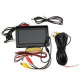 Where Can I Buy Leegoal 4 3 Backup Monitor And Rear View Camera Kit With Wiring For Car Reverse System