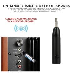 Buy Leegoal Bluetooth Audio Receiver 3 5Mm Bluetooth Adapter Bluetooth Aux Adapter Bluetooth Music Receiver For Car Headphones Home Speaker Intl Leegoal Online