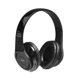 Compare Leegoal P05 Wireless Bluetooth Headphones Foldable Stereo Headset With Mic Support Tf Card Black Intl