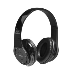 Retail Leegoal P05 Wireless Bluetooth Headphones Foldable Stereo Headset With Mic Support Tf Card Black Intl