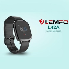 Sale Lemfo L42A 1 33 Inch Lcd Screen Pedometer Anti Lost Reminder Smart Watch Intl Online On Hong Kong Sar China