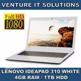 List Price Lenovo Ideapad 310 14Ikb I5 7200U 4Gb 1Tb Gt920Mx 14 Fhd Dvdrw Win10 White Lenovo