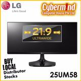 Buy Lg 25 Ultrawide Full Hd Ips Led Monitor 25Um58