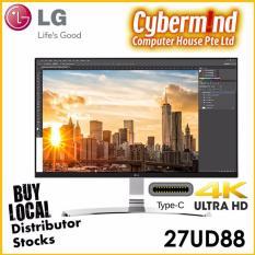 Buy Lg 27Ud88 27 Freesync Ips Led Monitor 4K Uhd On Singapore