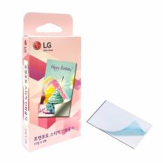 Lg Pocket Photo Zink Sticker Paper 30 Sheets 2 X3 For Lg Pocket Photo Printer Pd221 Pd239 Pd241 Pd251 Pd269 Pd261 Intl Best Price