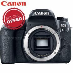 Limited Offer Canon Eos 77D Body Black Price