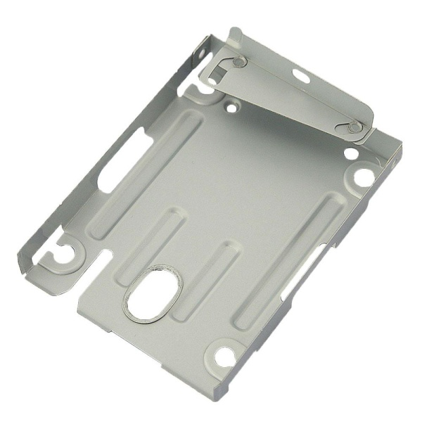 linxing Super Slim Hard Disk Drive Mounting Bracket for PS3slim HDD 4000(Silver) - intl