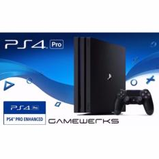 Buy Local 12 3 Months Warranty Sony Ps4 Pro 4K 1Tb Singapore